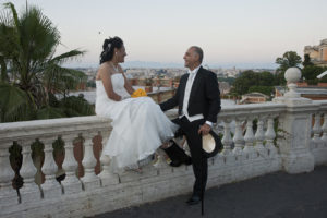 wedding photographers in Rome